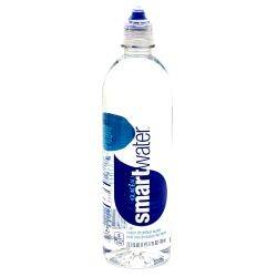 Glaceau - Smart Water - 23.7fl oz