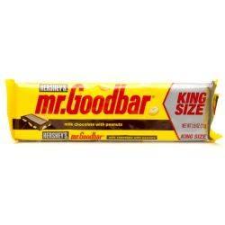 Hershey's Mr. Goodbar Milk...