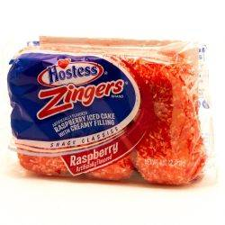 Hostess - Raspberry Zingers - 3 Pack...