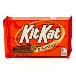 Kit Kat - Crisp Wafers in Milk...