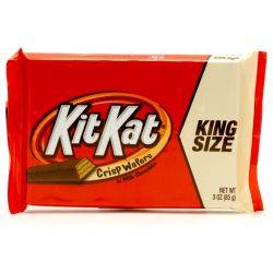 KitKat - King Size - Crisp Wafers - 3oz