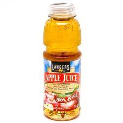 Langers - Apple Juice - 16 fl oz
