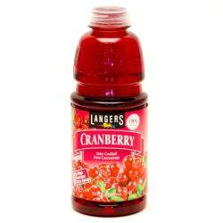 Langers - Cranberry Juice Cocktail...