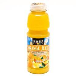 Langers - Orange Juice - 16 fl oz