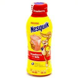 Nestle Nesquik - Strawberry Milk Low...