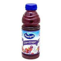 Ocean Spray - Cran Grape - 15.2 fl oz