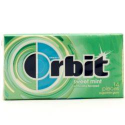 Orbit - Sweet Mint Sugarfree Gum  -14...