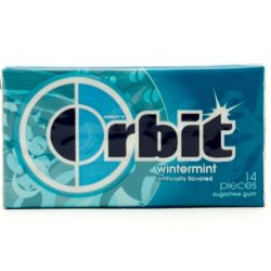 Orbit  -Wintermint Sugarfree Gum - 14...