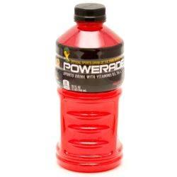 Powerade Fruit Punch - 32fl oz