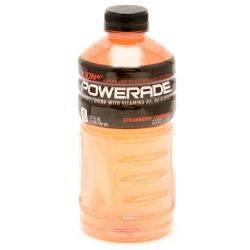 Powerade - Strawberry Lemonade - 32fl oz
