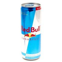 Red Bull - Sugar Free - 12 fl oz