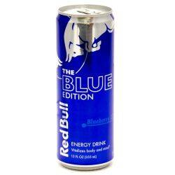 Red Bull - The Blue Edition -...
