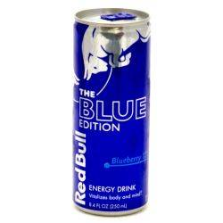 Red Bull - The Blue Edition Blueberry...