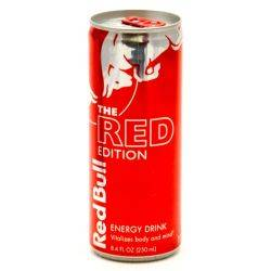 Red Bull - The Red Edition -...