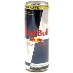 Red Bull - Total Zero - 12fl oz