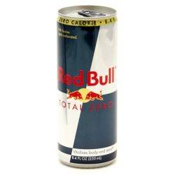 Red Bull - Total Zero - 8.4fl oz