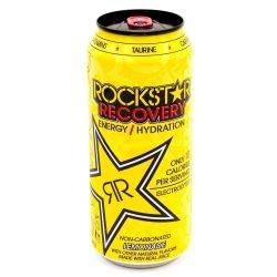Rock Star - Recovery Lemonade - 16 fl oz