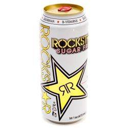 Rock Star - Sugar Free - Energy Drink...