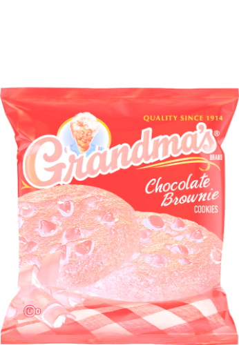Grandma's Chocolate Brownie $0.99