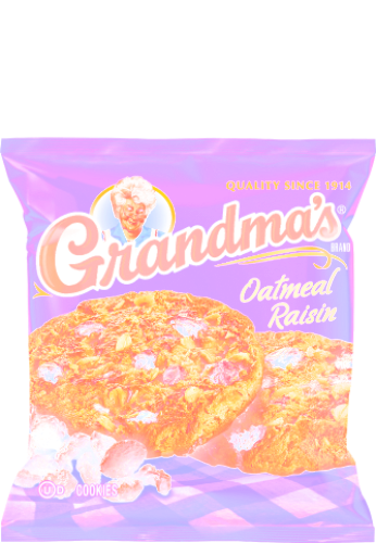 Grandma's Oatmeal Raisin $0.99