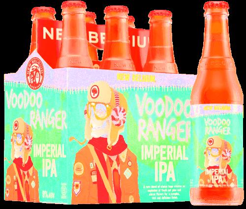 New Belgium VooDoo Ranger Imperial...