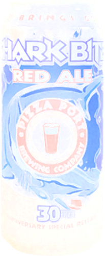 Pizza Port- Shark Bite Red Ale - 16Fl...