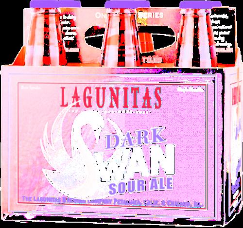 Lagunitas - Dark Wan Sour Ale - 12oz...