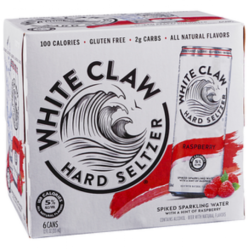 White Claw- Hard Seltzer- 12Fl oz-...