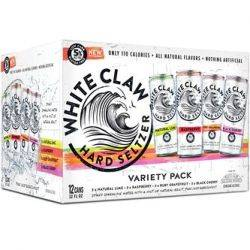 White Claw- Hard Seltzer- 12Fl...