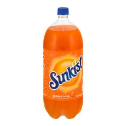 sunkist Orange Soda 2L
