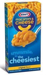 Kraft Mac and Cheese, 7.5 oz