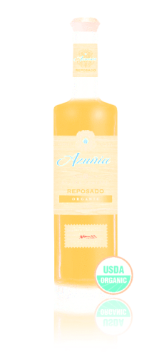 Azunia Organic Reposado 750ml