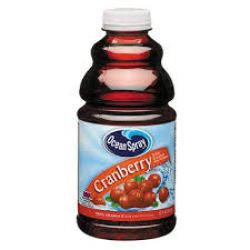 Ocean spray - Cranberry Juice 32fl oz