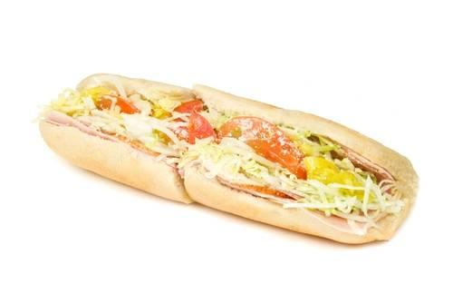Hangover Hoagies - Italian Sandwich -...