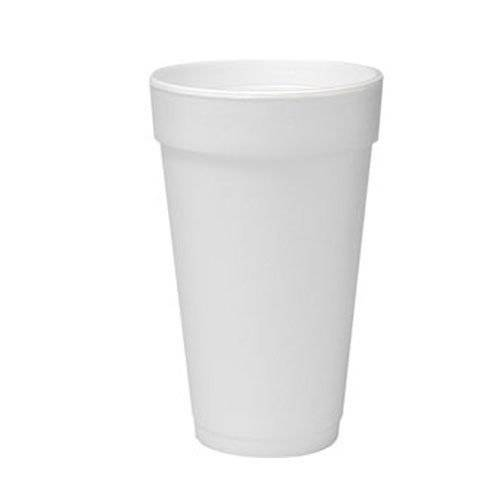 Foam cups - 20 count