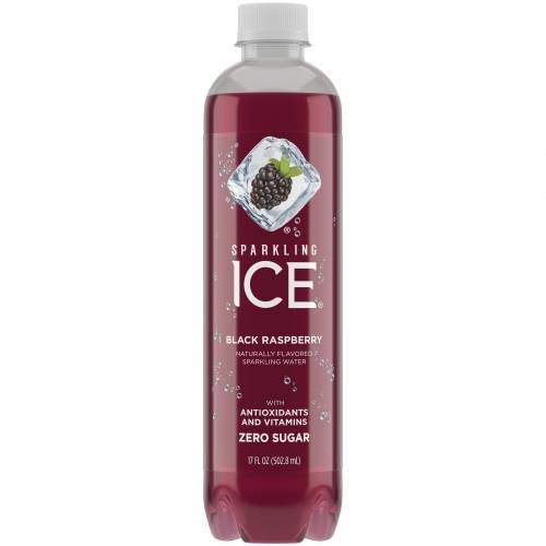 Sparkling Ice - Black Raspberry - 17oz