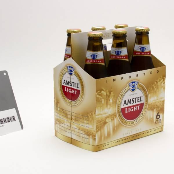 Amstel - Light Beer - 12oz Bottle - 6 Pack