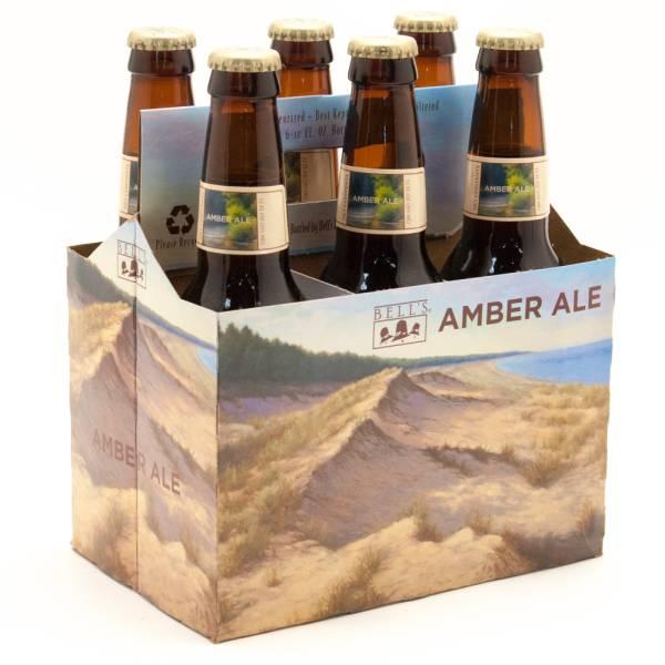 Bell's - Amber Ale - 12oz Bottle - 6 Pack