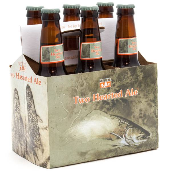 Bell's - Two Hearted Ale - 12oz Bottle - 6 Pack