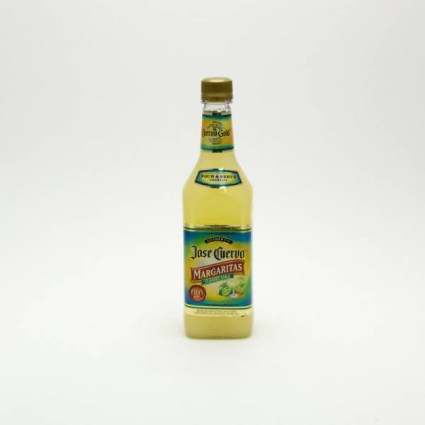 Jose Cuervo - Margaritas Classic Lime - Pour & Serve Cocktail - 750ml