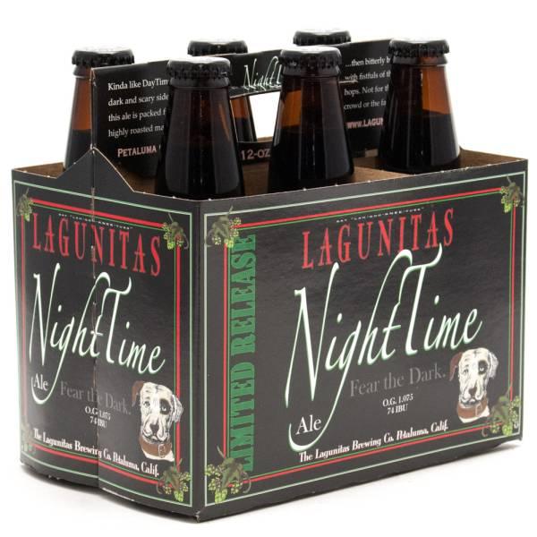 Lagunitas - Night Time Ale - 12oz Bottle - 6 Pack