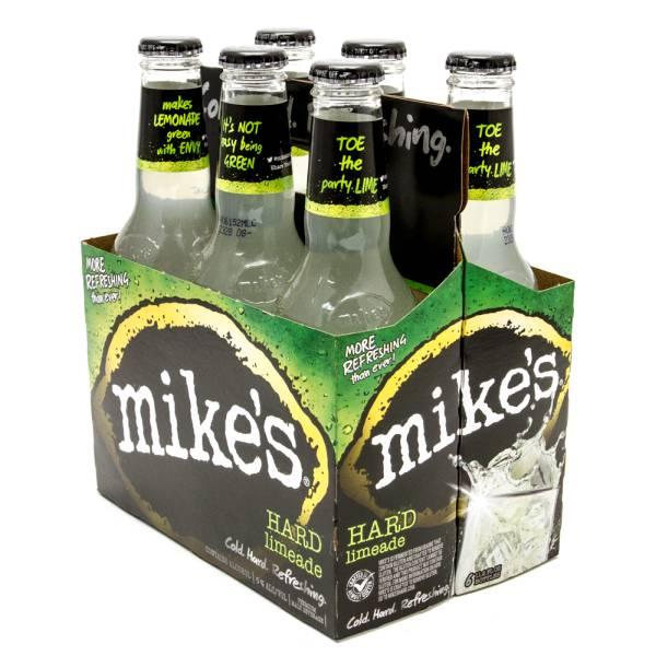 Mike's Hard Lemonade - Hard Limeade - 11.2oz Bottle - 6 Pack