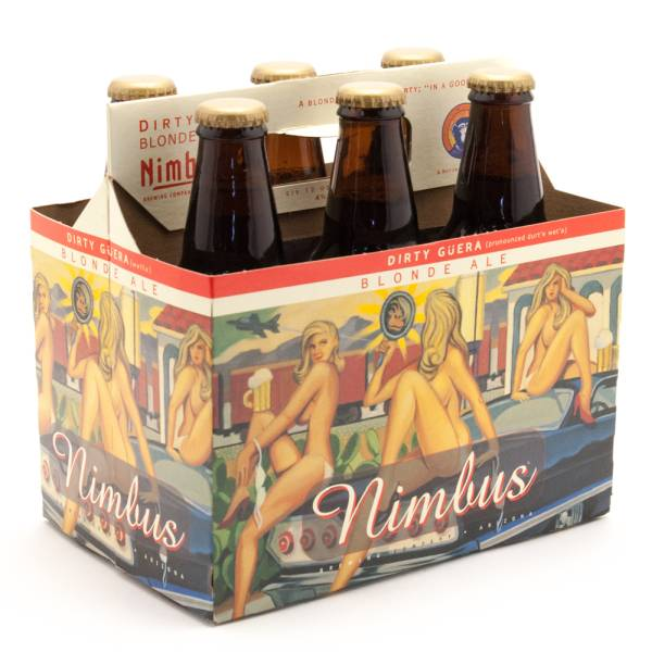Nimbus Brewing Company - Dirty Guera Blonde Ale - 12oz Bottle - 6 Pack