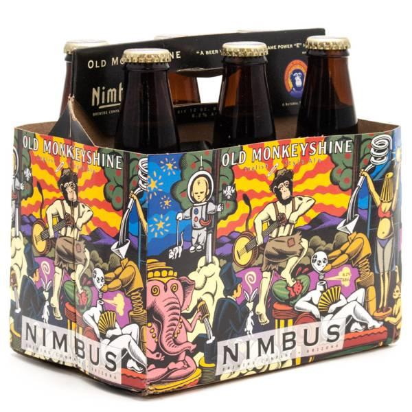 Nimbus Brewing Company - Old Monkey Shine - English Style Ale - 12oz Bottle - 6 Pack