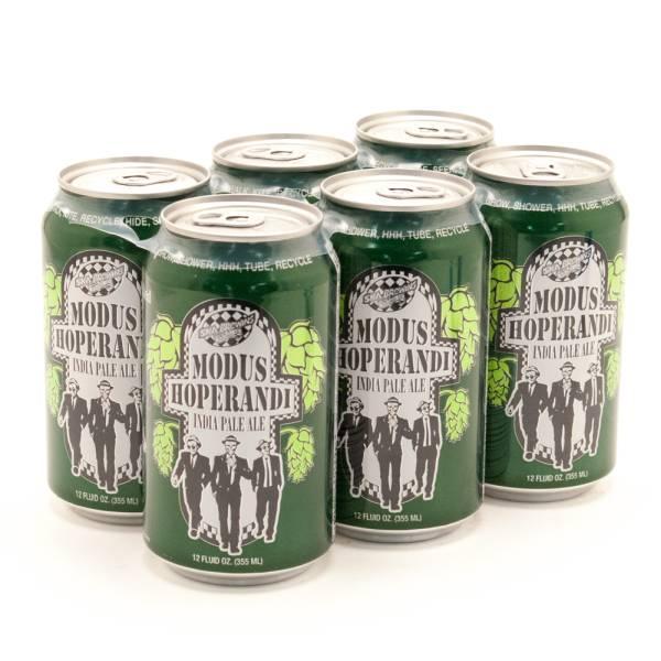 Ska - Modus Hoperandi India Pale Ale - 12oz Can - 6 Pack