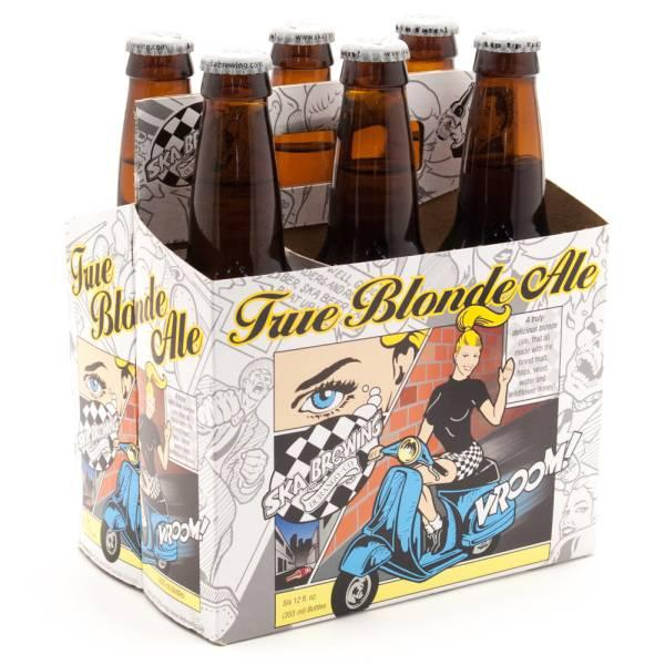 Ska - True Blonde Ale - 12oz Bottle - 6 Pack