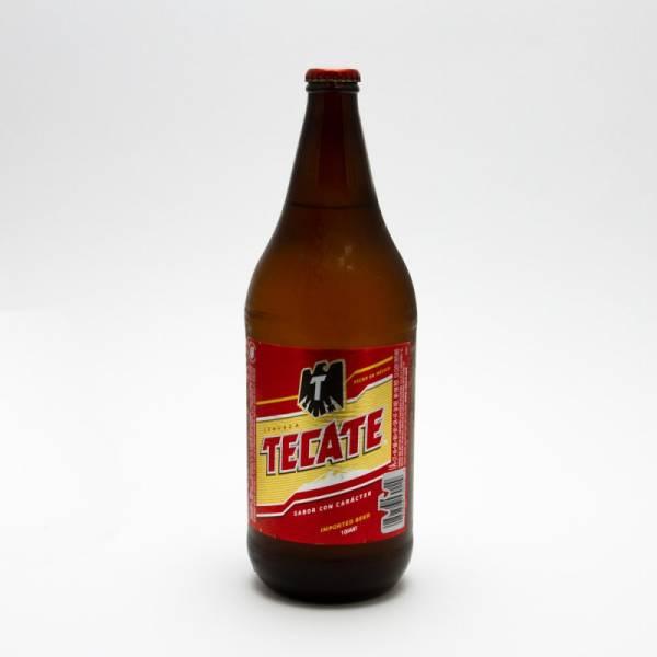 Tecate - Beer - 32oz Bottle