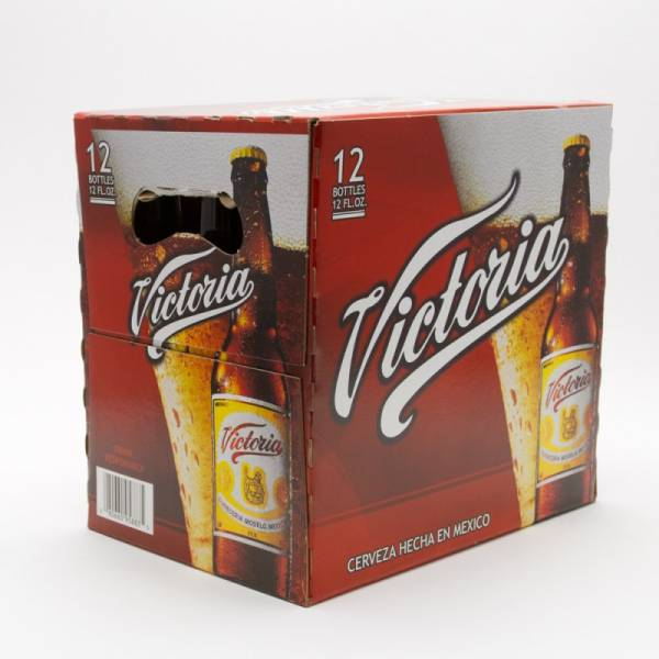 Victoria - Cerveza Imported Beer - 12oz Bottle - 12 Pack