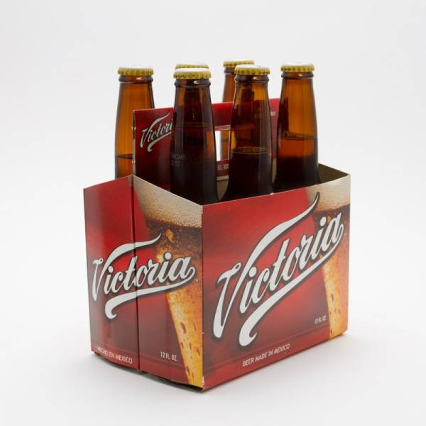 Victoria - Cerveza Imported Beer - 12oz Bottle - 6 Pack