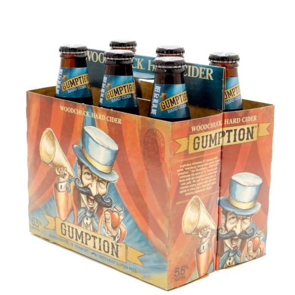 Woodchuck - Gumption Hard Cider - 12oz Bottle - 6 Pack